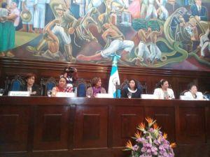 Comisión de la Mujer en el Congreso.