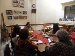 Visita de Fondo Global de Mujeres.