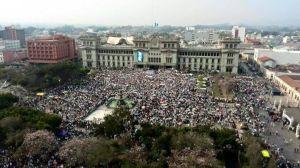 El pueblo unido, demanda por Justicia.